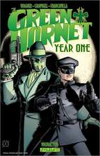 Green Hornet: Year One Volume 2: The Biggest of All Game