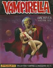 Vampirella Archives Volume 10