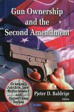 Gun Ownership & the Second Emendment