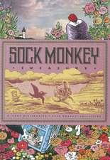 Sock Monkey Treasury: A Tony Millionaire's Sock Monkey Collection