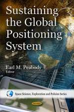Sustaining the Global Positioning System