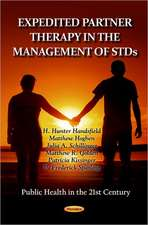 Expedited Partner Therapy in the Management of STDs
