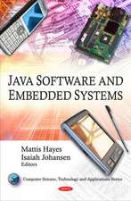 Java Software and Embedded Systems