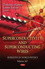 Superconductivity and Superconducting Wires