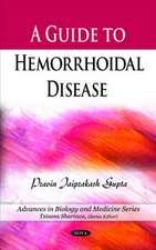 Guide to Hemorrhoidal Disease
