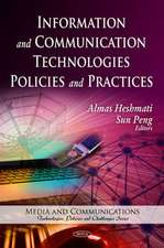 Information and Communication Technologies Policies and Practices