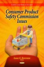 Consumer Product Safety Commission Issues