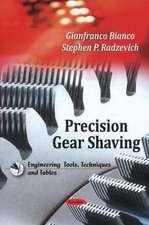 Precision Gear Shaving