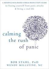 Calming the Rush of Panic