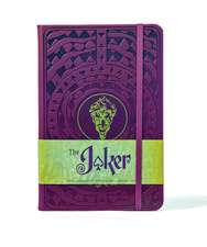 Joker Hardcover Ruled Journal