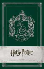 Slytherin Hardcover Ruled Journal