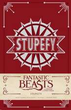 Fantastic Beasts and Where to Find Them Stupefy