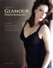 Joe Farace's Available Light Glamour Photography: The Digital Photographer's Guide to Getting Great Results with Minimal Equipment