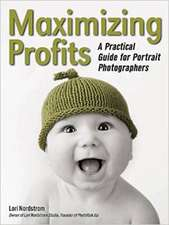 Maximising Profits: A Practical Guide for Portrait Photographers