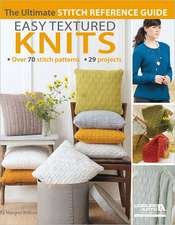 Easy Textured Knits