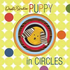 Puppy in Circles [With Finger Puppets]
