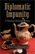 Diplomatic Impunity:  A Viennese Christmas Mystery