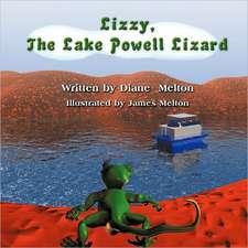 Lizzy, the Lake Powell Lizard