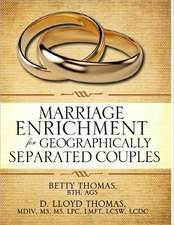 Marriage Enrichment for Geographically Separated Couples