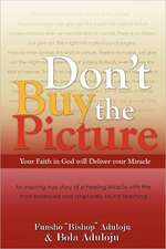 Don't Buy the Picture