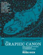 Graphic Canon, The - Vol. 1: From Gilgamesh to Dangerous Liasons