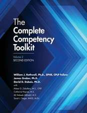 The Complete Competency Toolkit, Volume 2:  Reproducible Exercises