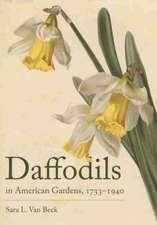 Daffodils in American Gardens, 1733 1940