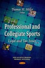 Professional & Collegiate Sports