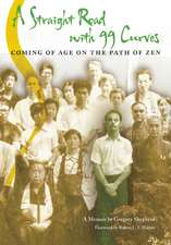 A Straight Road with 99 Curves:  Coming of Age on the Path of Zen