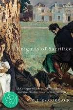 Enigmas of Sacrifice: A Critique of Joseph M. Plunkett and the Dublin Insurrection of 1916
