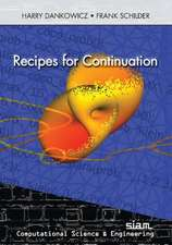Recipes for Continuation