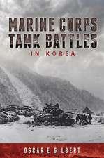 Marine Corps Tank Battles in Korea