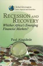 Recession & Recovery