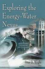 Exploring the Energy-Water Nexus