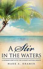 A Stir in the Waters:  A Post-Rapture and Great Tribulation Survival Manual