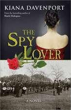 The Spy Lover:  Asylum Harbor and Burn Out