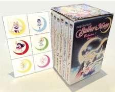 Sailor Moon Box Set 1