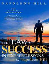 The Law of Success in Sixteen Lessons by Napoleon Hill:  Soul Reaper