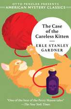 The Case of the Careless Kitten – A Perry Mason Mystery