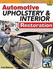 Automotive Upholstery and Interior Restoration