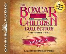 The Boxcar Children Collection Volume 14:  The Canoe Trip Mystery, the Mystery of the Hidden Beach, the Mystery of the Missing Cat