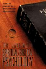 Spiritual/Biblical Psychology