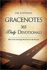 Gracenotes - 365 Daily Devotionals:  Truth or Delusion?