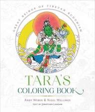 Tara's Coloring Book