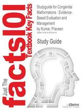 Studyguide for Congenital Malformations