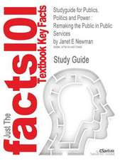 Studyguide for Publics, Politics and Power