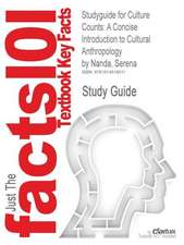 Studyguide for Culture Counts