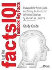 Studyguide for Power, State, and Society
