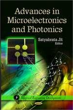 Advances in Microelectronics & Photonics