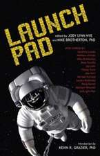 Launch Pad:  The Comic Scripts